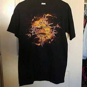 Godsmack band t shirt 2006
